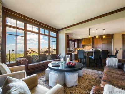Photo for Stunning 3br family ski-in/out Empire Pass condo - Arrowleaf 307