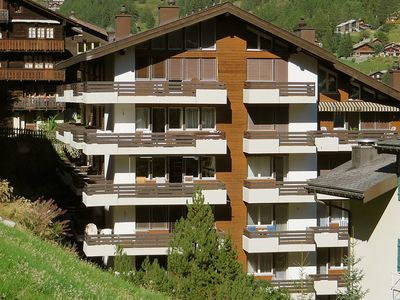 Photo for Apartment in the center of Zermatt with Internet, Lift, Balcony, Washing machine (45963)