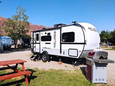 Outdoor Fun IV: RV Fully Setup! OK38