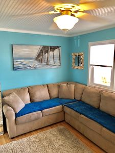 Photo for Cheap weekdays.3 Nt. Min.!Adorable Oceanblock!100 steps to beach w/parking spot