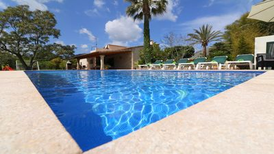 Photo for Villa with private pool, close town town - Villa for 8 people in Pollensa / Pollença
