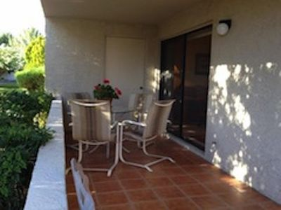 Photo for Beautiful First Floor 3 Bdrm, 2 Bath Condo In The Heart Of McCormick Ranch