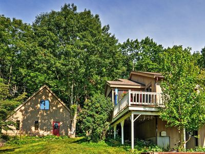 Photo for Peaceful 2BR Rockport Townhome w/Private Deck