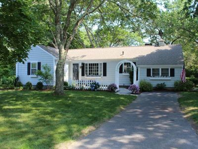 Photo for Heart of Osterville Village: Central AC in Beautifully Renovated Home
