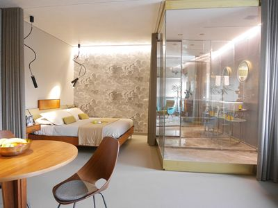 Photo for RIVERVIEW SUITE VERONA- your luxury apartment with Italian design from the 50's