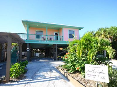 Photo for COME RELAX IN THIS BEAUTIFUL PRIVATE POOL HOME ON NORTH CAPTIVA WITH GREAT BEACH VIEWS & SPA!!!