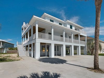Photo for Incredible 6BR/5BA Beach Home w/ Pool and large gathering area!