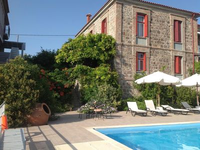 Photo for Self Catering Villa With Private Pool and Sea View