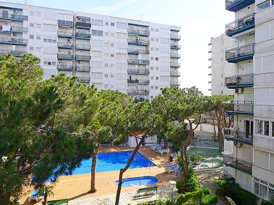 Photo for 2 bedroom Apartment, sleeps 4 in Blanes with Pool and WiFi