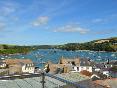 Photo for Vacation home Charborough House in Salcombe - 8 persons, 4 bedrooms