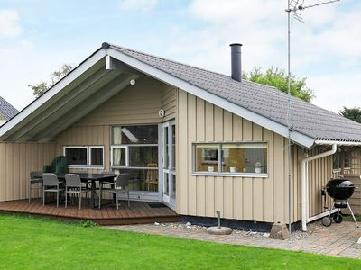 Photo for Spacious Holiday Home in Otterup near sea