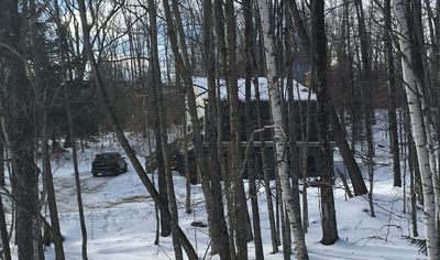 Privacy has its perks! 2 minutes to the ski base but a world away on a 1 acre lo