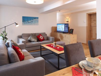 Photo for Chalet Apartment Galzig