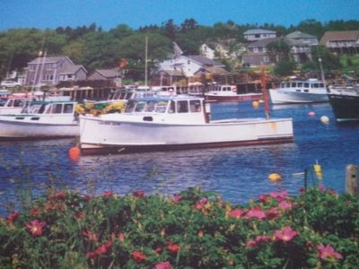 Photo for Downeast Maine  Fishing Village Of Corea Cape Style Home