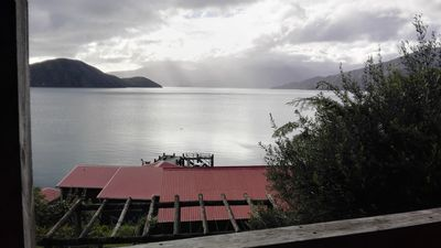 Photo for Iconic Kiwi Bach in The Marlborough Sounds