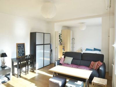 Photo for Large & cute apartment 2 bedrooms #Paris XII