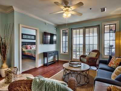 Photo for Amazing Corner Condo~Updated~Wifi~Gulf view~ Booking SPRING NOW!