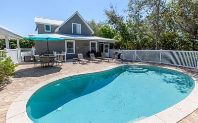 Photo for Seacrest home with a Private Pool and 3 Bikes!