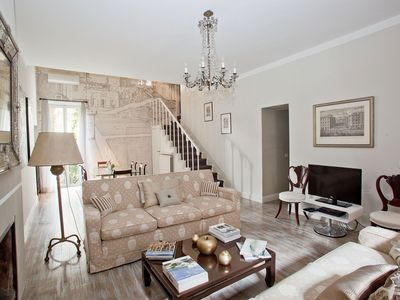 Photo for Magic Terrace Apartment on the Spanish Steps - Special offer