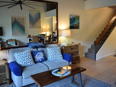 Photo for Upgraded, Top Floor Condo in the Heart of Kihei