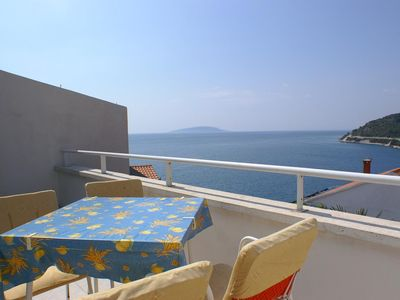 Photo for One bedroom apartment near beach Podaca (Makarska)