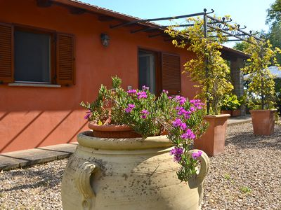 Photo for lovely apartament in a friendly farmhouse
