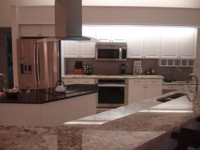 New and Re-designed Gourmet Kitchen