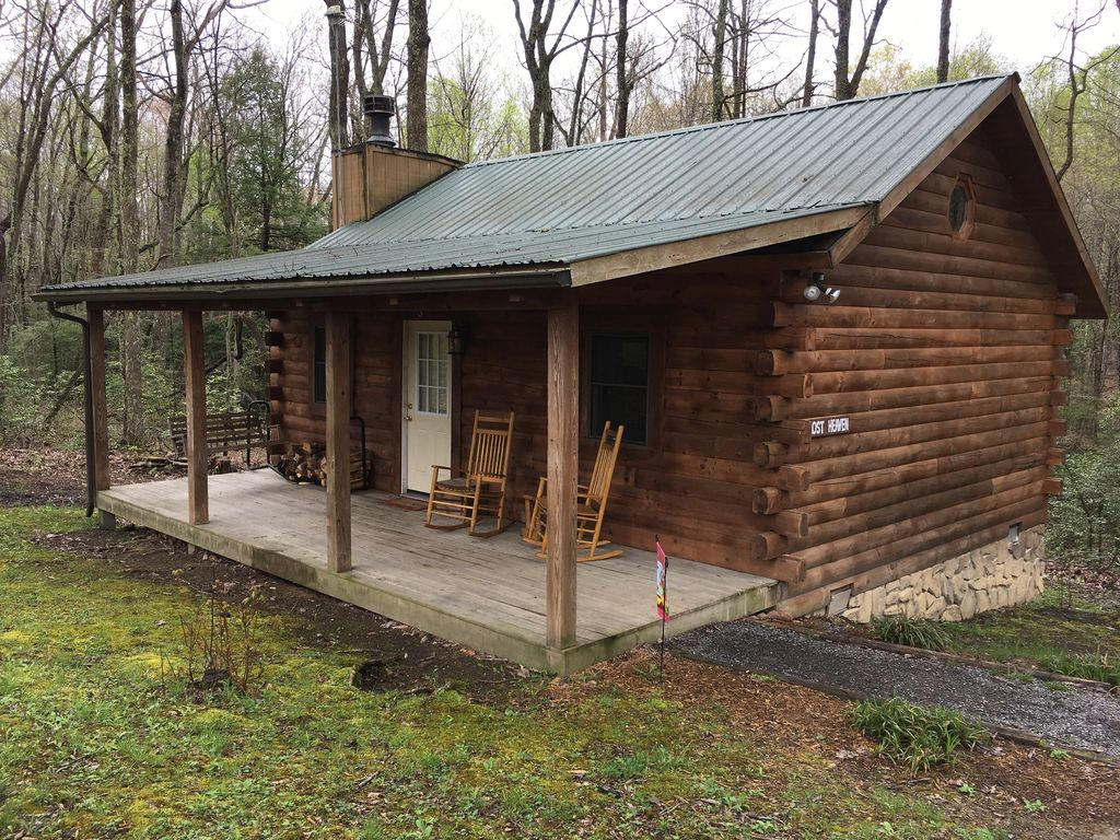 Genial Almost Heaven 1BR Cabin In West Virginia Woods   Perfect For Coupleu0027s Escape