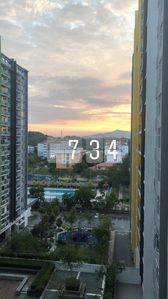 Photo for 9th floor' hill view