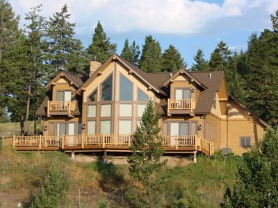 Best View Estate Overlooking Flathead Lake!