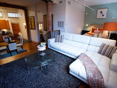 Photo for Luxury French Quarter-2 beds/1 bath Close to BourbonStreet w/Pool