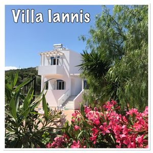 Photo for ☀️V.I.P. Villa Iannis in Almyrida ☀️only 350m from ☀️Book Now July~Agust~Sept~Octo☀️
