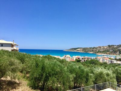 Photo for August Special Offer Almyrida Apartments, Large pool, 5 minutes walk from beach