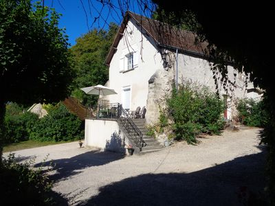Photo for medieval house near Chenonceau Castle, Beauval zoo