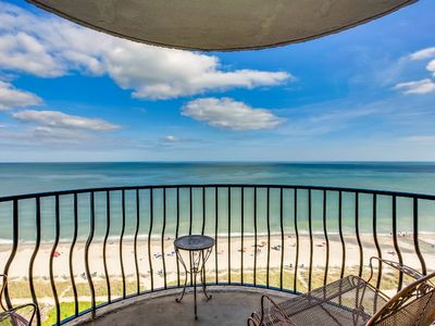 Photo for Ocean-view Condo w Balcony/Snowbird Special Rates Available!!!