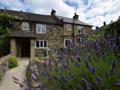 Pretty stone cottage steeped in history