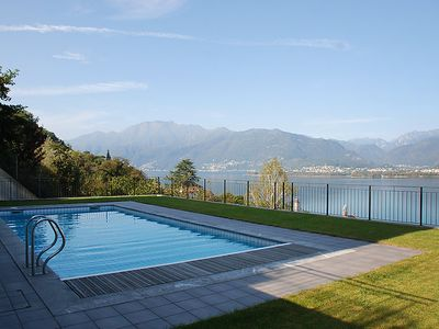 Photo for 2 bedroom Apartment, sleeps 4 in Piodaccia with Pool, Air Con and WiFi