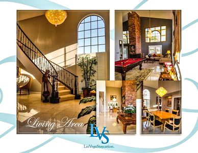 Photo for Luxury Million Dollar Living in LasVegaStacation | Five Minutes From Strip