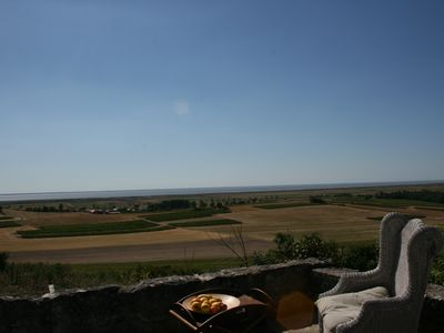 Photo for Breathtaking view of the Gironde estuary for this restored sheepfold