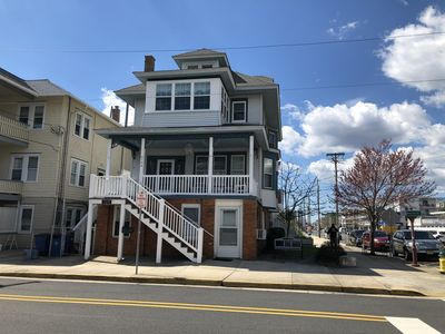 Photo for 2 Bedroom Getaway One Block From Music Pier and Boardwalk