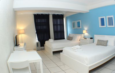 Photo for Design Suites Hollywood Beach 549 - One Bedroom Apartment, Sleeps 4