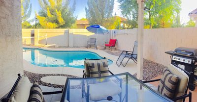 Photo for Beautiful 3 Bd, 2 Bth! Pool Heat (Optional). Close to Downtwn Gilbert .