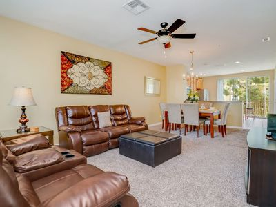 Photo for Perfect Orlando Home! Cozy and Contemporary 3BD/3.5BA Town Home -  #3VC013