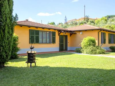 Photo for A small and charming residence nestled in the hills surrounding La Spezia