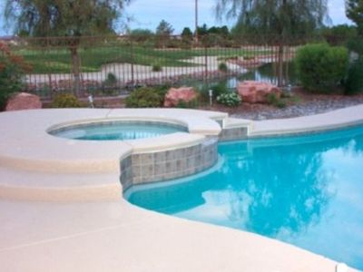 Photo for Beautiful Model Home in Gated Community @ Stallion Mountain Golf Club