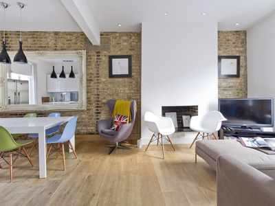 Photo for 3-Bed Apartment on the Famous Portobello Road