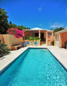 Photo for New Listing-Private pool, partial ocean view, sleeps 8