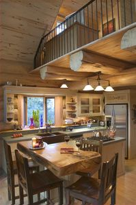 Photo for Log Cabin Get Away: A Perfect Mountain Retreat