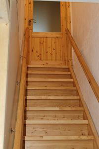 Photo for Barn apartment above - holidays Töpferhof