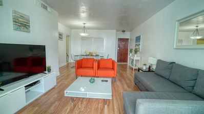 Photo for Miami Hollywood Comfortable One Bedroom on the Beach